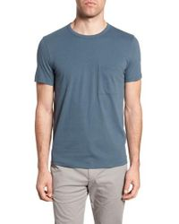 Theory - Essential Regular Fit T-shirt - Lyst