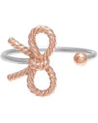 Olivia Burton - Bow Ring - Lyst
