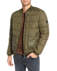 Native Youth - Quilted Short Jacket - Lyst