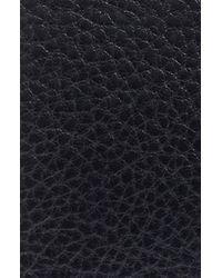 Bosca - Heavyweight Leather Belt - Lyst