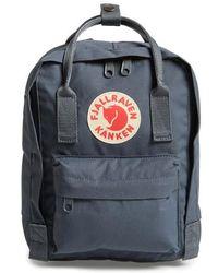 Fjallraven - 'mini Kanken' Water Resistant Backpack - Lyst