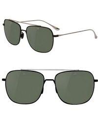 Vuarnet - Swing 58mm Polarized Navigator Sunglasses - Lyst