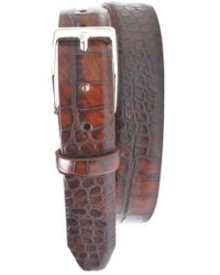 Martin Dingman | Anthony Leather Belt | Lyst