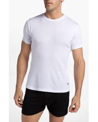 Polo Ralph Lauren - Cotton Crewneck T-Shirt, (2-Pack) - Lyst