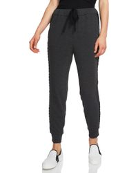 1.STATE - Cozy Knit High Waist Jogger Pants - Lyst