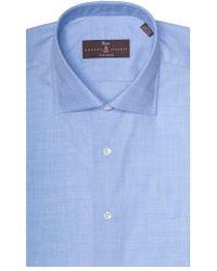Robert Talbott - Tailored Fit Dress Shirt - Lyst