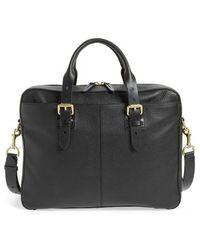 Cole Haan - Brayton Leather Attache Briefcase - Lyst