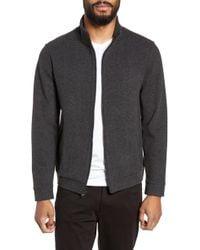 Calibrate - Marled Knit Jacket - Lyst