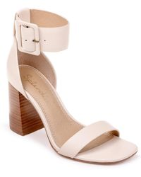 Splendid - Block Heel Sandal - Lyst