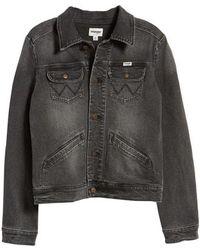 Wrangler - Heritage Denim Jacket - Lyst