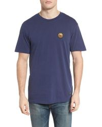 Hurley - X Pendleton Grand Canyon Patch T-shirt - Lyst