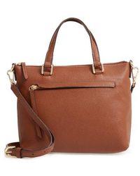 Nordstrom - Lexa Leather Crossbody Bag - - Lyst
