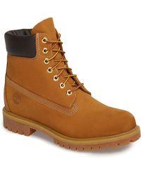 Timberland - Six Inch Classic Waterproof Boots Series - Premium Waterproof Boot - Lyst