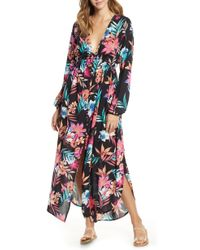 Rip Curl - Sundrenched Maxi Dress - Lyst