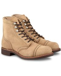 Red Wing - Iron Ranger Boot - Lyst