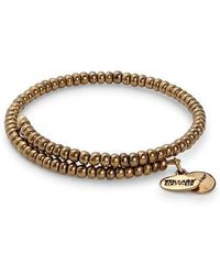 ALEX AND ANI | Primal Spirit Wrap Bracelet | Lyst