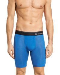 Tommy John - Second Skin Hawthorne Print Boxer Briefs - Lyst