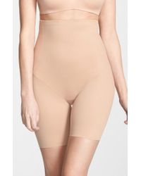 Tc Fine Intimates | 'shape Away' High Waist Shaping Thigh Slimmer | Lyst