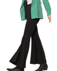 TOPSHOP | Extreme Flare Trousers | Lyst