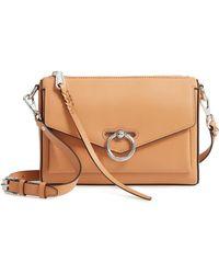 fcda45350bb0 Rebecca Minkoff - Jean Mac Convertible Crossbody Bag - Lyst