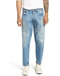 Levi's - Levi's Made & Crafted(tm) Draft Taper Standard Fit Jeans - Lyst
