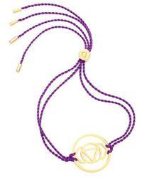 Daisy London - 'brow Chakra' Cord Bracelet - Lyst