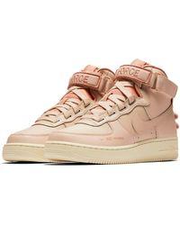 quality design 3cc84 61a23 Nike - Air Force 1 High Utility Shoe - Lyst