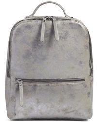 Chelsea28 - Brooke City Backpack - Metallic - Lyst