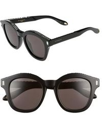 Givenchy - 50mm Sunglasses - Lyst