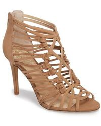 Vince Camuto - Joshalan Strappy Cage Sandal - Lyst
