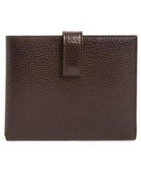 Mezlan - Perseo Leather Travel Wallet - Lyst