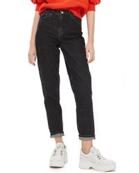 TOPSHOP - Mom Jeans - Lyst