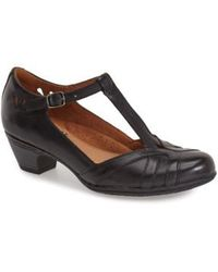 Cobb Hill - Angelina Leather Pumps - Lyst