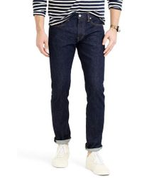 J.Crew | J.crew 484 Slim Fit Stretch Jeans | Lyst