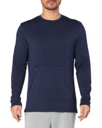 Threads For Thought - Threads For Thought Nico Fleece Crewneck Shirt - Lyst