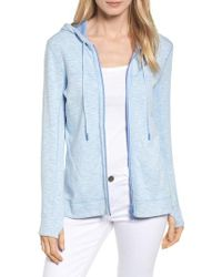 Tommy Bahama - Deux Reversible Front Zip Hoodie - Lyst