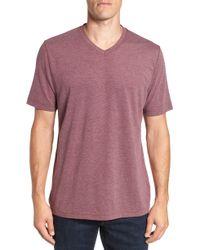 Travis Mathew - Potholder V-neck T-shirt - Lyst