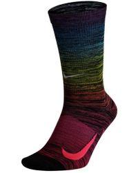 Nike - Elite Betrue Lightweight Running Crew Socks - Lyst