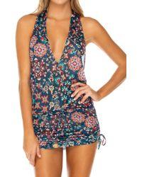 Luli Fama - T-back Cover-up Dress - Lyst