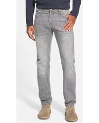 Agave - 'maverick' Slim Fit Selvedge Jeans - Lyst
