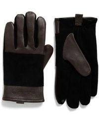 Timberland - Suede Gloves - Lyst