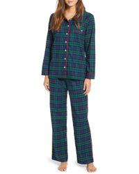 Vineyard Vines - Blackwatch Plaid Cotton Pajamas - Lyst