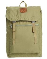 Fjallraven - Foldsack No.1 Water Resistant Backpack - Lyst
