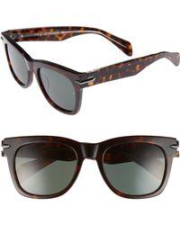 Rag & Bone - 54mm Sunglasses - - Lyst