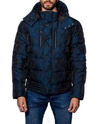 Jared Lang - Alaska Hooded Jacket - Lyst