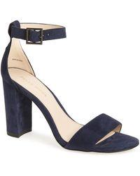 Pelle Moda - Bonnie Ankle Strap Sandal - Lyst