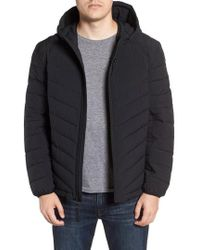 Marc New York - Delavan Down Hooded Jacket - Lyst