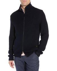 Ted Baker - Saltctt Zip Sweater - Lyst
