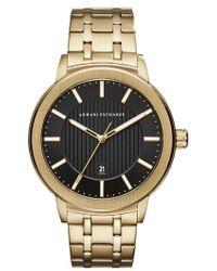 Armani Exchange - Bracelet Watch - Lyst
