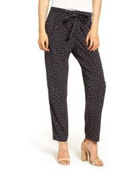 BISHOP AND YOUNG - Bishop + Young Paperbag Pants - Lyst
